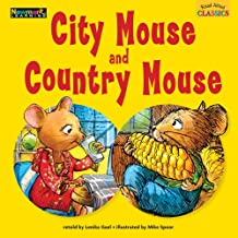 Read Aloud Classics: City Mouse and Country Mouse Big Book