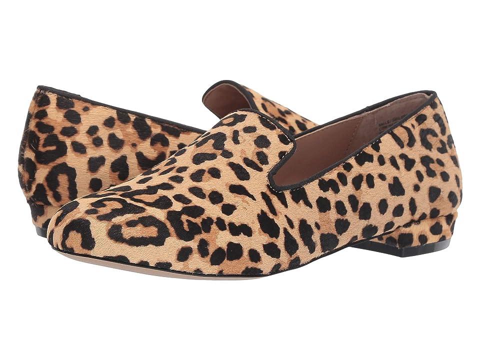 Steve Madden Smile Flat (Leopard) Women