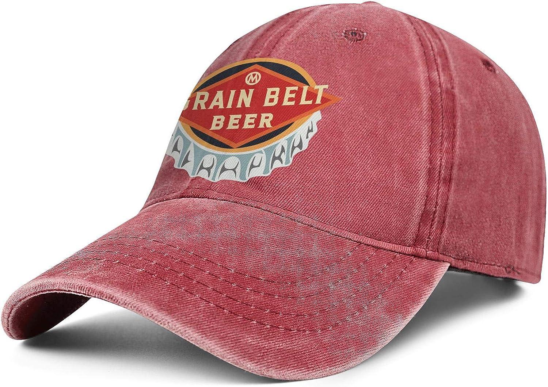 Unisex Cowboy Cap Grain-Belt- Vintage Adjustable Soft H Mail order cheap Wholesale Baseball