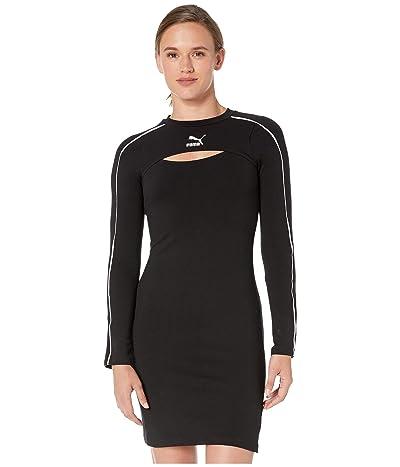 PUMA Classics Dress (PUMA Black) Women