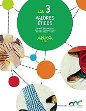 Valores Éticos 3. (Aprender es crecer en conexión) -