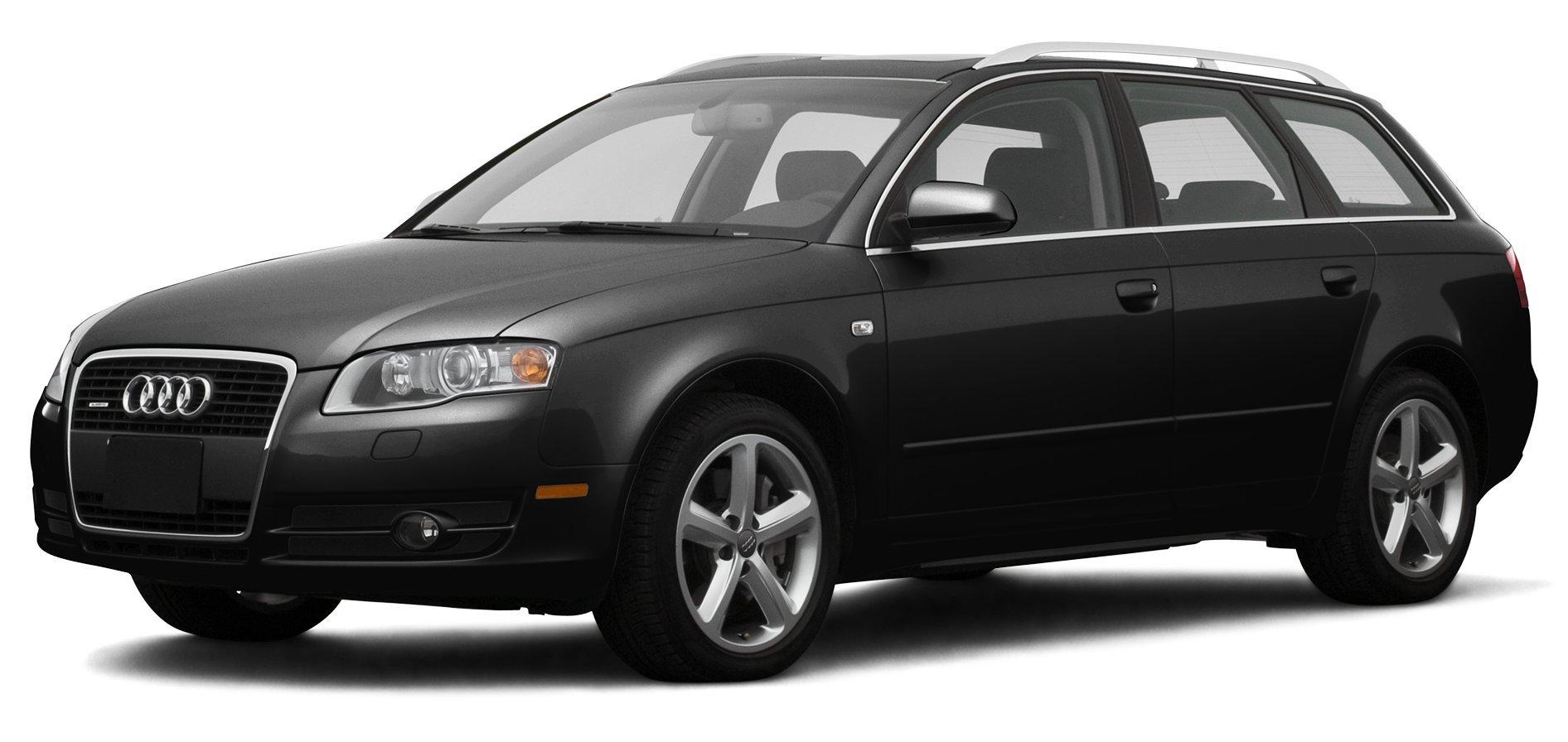 ... 2007 Audi A4 Quattro 3.2L, 2007 5-Door Wagon Automatic Transmission quattro ...