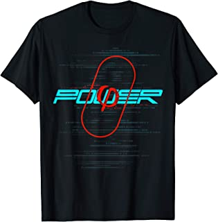 Project Power Glitch Power Outline T-Shirt