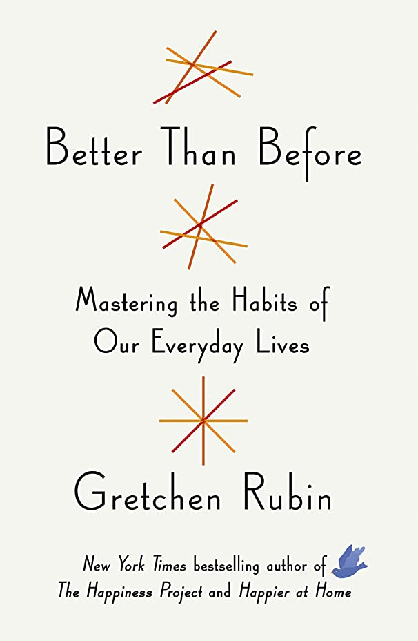 中ユダヤ人特徴づけるBetter Than Before: Mastering the Habits of Our Everyday Lives (English Edition)