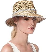 Eric Javits Fashion Designer Women's Headwear Hat - Squishee Lulu