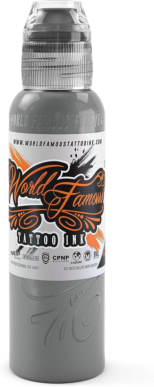 World Famous Tattoo Ink - Industry No. 1 Vegan Friendly Award Tattooing Professional