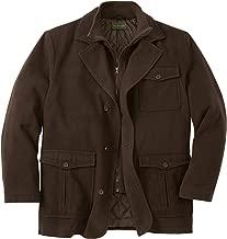 KingSize Men's Big & Tall Multi-Pocket Inset Jacket