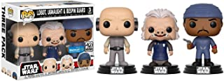Funko Lobot, Ugnaught, Bespin Guard (Walmart Exclusive) POP! x Star Wars Vinyl Figure + 1 Official Star Wars Trading Card Bundle (14957)