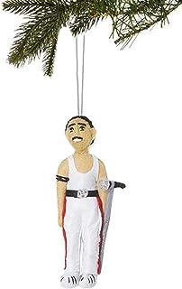 Silk Road Bazaar Freddie Mercury Ornament