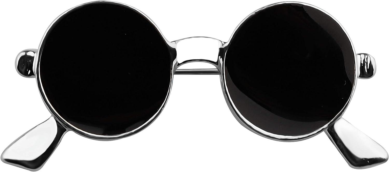 CHOORO Sunglasses Brooch Year-end annual account Pin Recommendation Eyeglasses Enamel Je