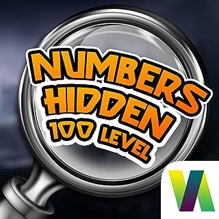 Hidden Numbers : Hidden Object Game 100 Level
