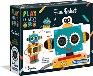 Clementoni 15285 Create Your Robot Game