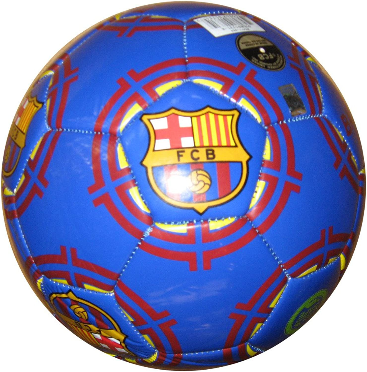 Barcelona Graphic Soccer Ball (size 5)