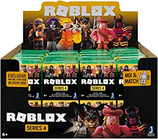 Toy Partner-Roblox Rog0101 Figurine Multicolore Série 4
