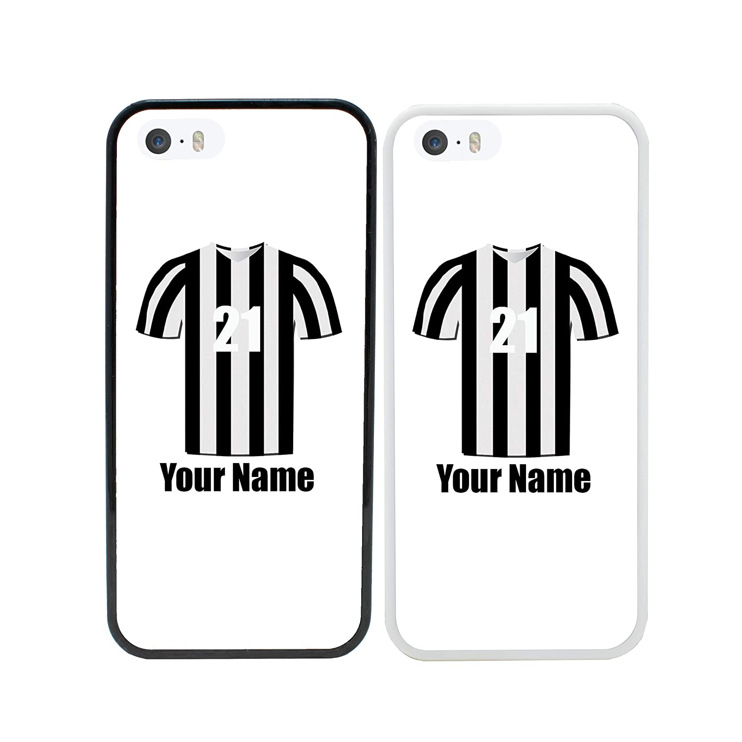 Personalised Phone Case for Apple iPhone 8 Custom Cover Personal Your Name Bumper 4.7