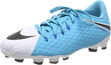 Nike Junior Hypervenom Phelon III FG Football Boots 852595 Soccer Cleats