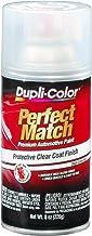 Dupli-Color BCL0125 Clear Exact-Match Automotive Top Coat, 8. Fluid_Ounces
