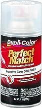 VHT BCL0125 Clear Exact-Match Automotive Top Coat, 8. Fluid_Ounces