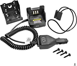 Travel Battery Charger w/Custom Charger Base & mounting Bracket for APX6000 APX7000 APX8000 APX7000XE SRX2200 APX6000XE