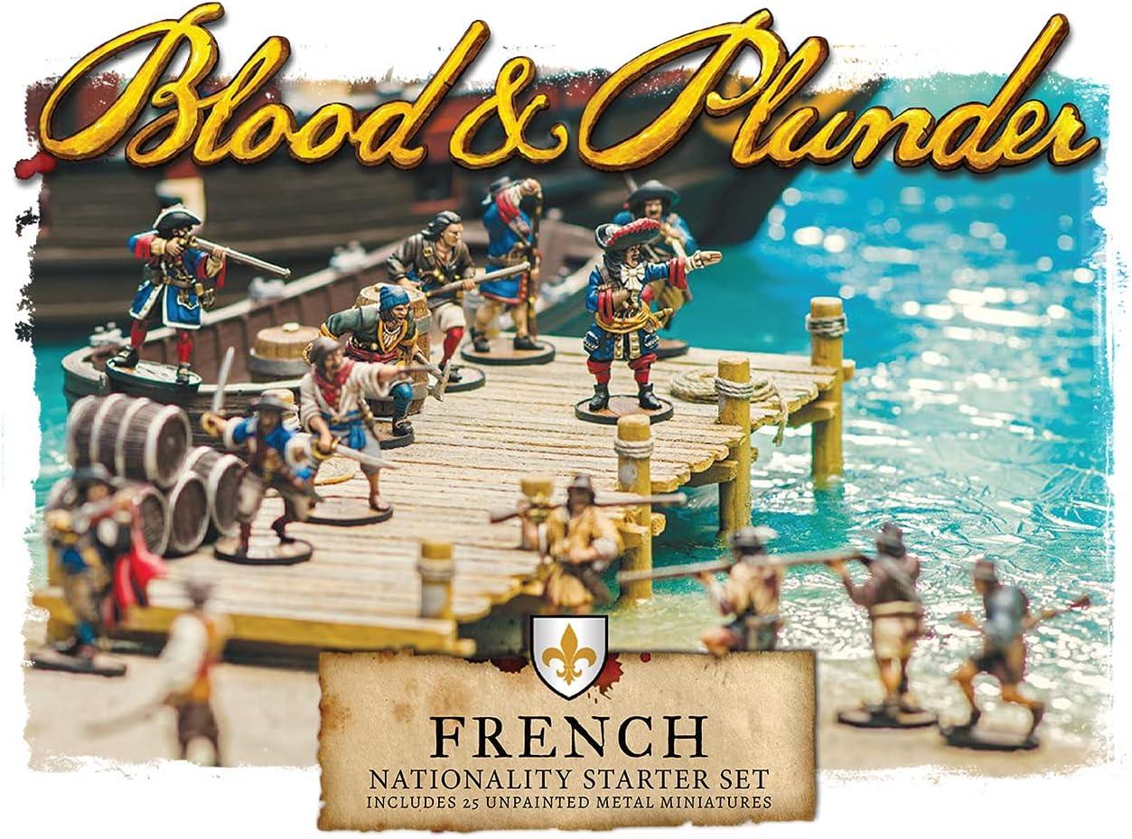 sale Blood Plunder: French Nationality Set Award-winning store