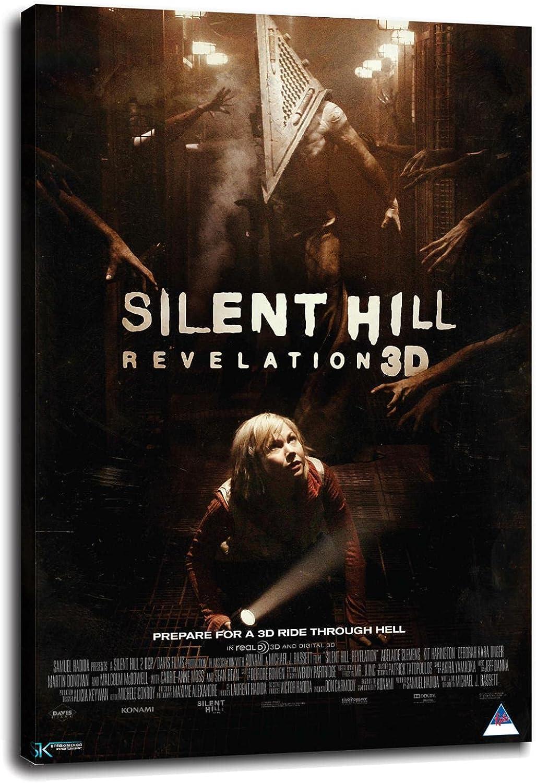 Silent Hill Wall Art Revelation Movie Prints Hot Canvas New York Mall Rare Tampa Mall