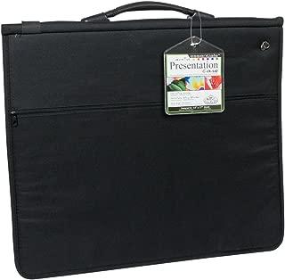 Deluxe Presentation Portfolio Case with 10 Sleeves~14x17