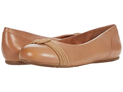 SoftWalk Sonoma Knot (Tan Leather) Women