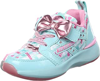 SYUNSOKU Girl's Running Shoes: Lightweight, Casual, Thick Cushion Soles - Cream Kid's Shoes