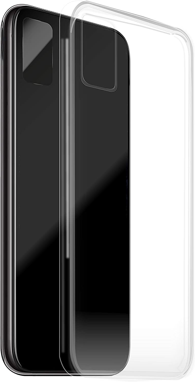 KSTORE365 Funda para Xiaomi Mi 10 Lite 5G, Carcasa Silicona Transparente, Protector De Goma Blanda, Cover Caucho, Gel TPU para Xiaomi Mi 10 Lite 5G