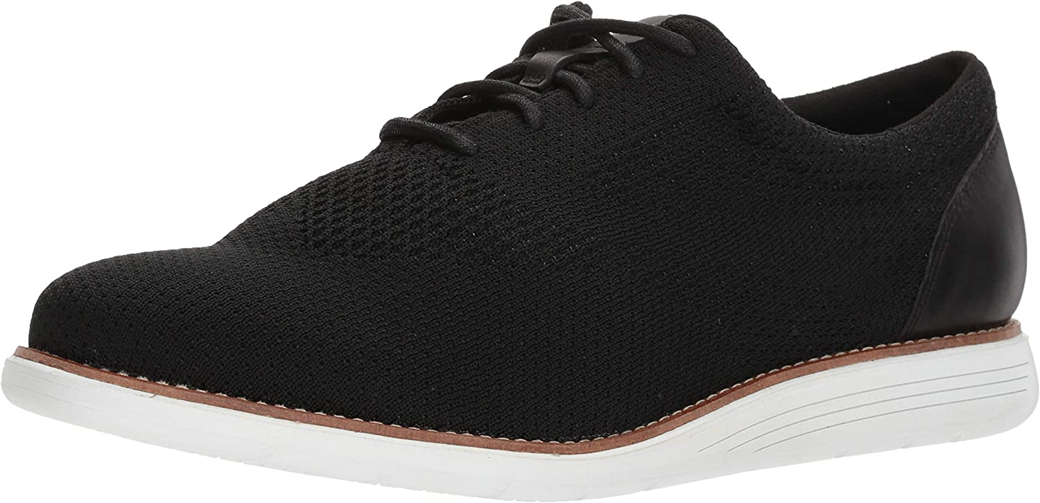 Rockport Mens Total Motion Sports Dress Woven Oxford