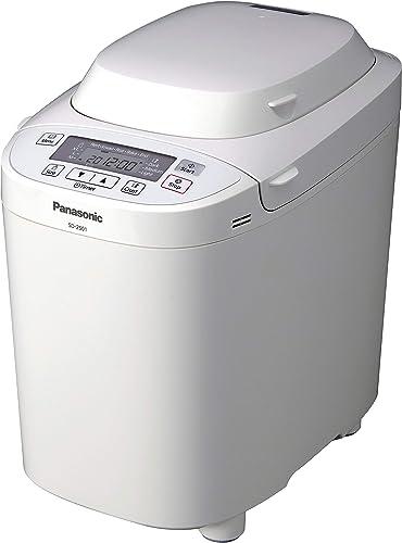 Panasonic Bread Maker, White (SD-2501)