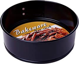 "My Way BKF08 Springform Pan, 8"",Black"