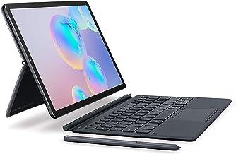 "Samsung Galaxy Tab S6 10.5"", 128GB WiFi Tablet Mountain Gray - SM-T860NZAAXAR (Renewed)"