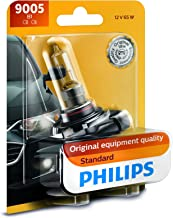 Philips 9005B1 Standard Authentic Halogen Replacement Headlight Bulb,1 pack