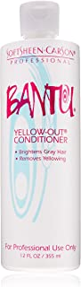 bantu yellow out shampoo treatment
