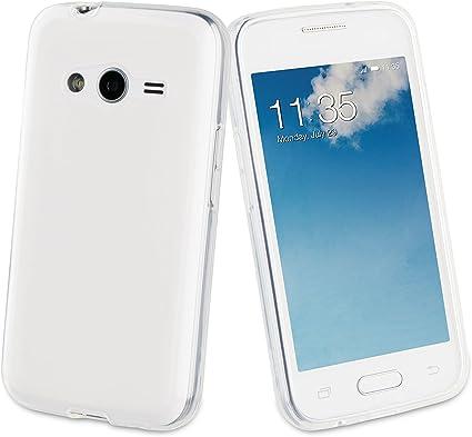 Muvit MUSKI0527 Coque pour Samsung Galaxy Trend 2 Lite Transparent ...
