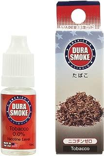 DURASMOKE 電子タバコ リキッド たばこ 10ml