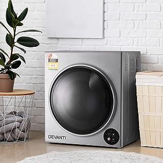 Devanti 5kg Clothes Dryer Vented Tumble Dryer - Silver