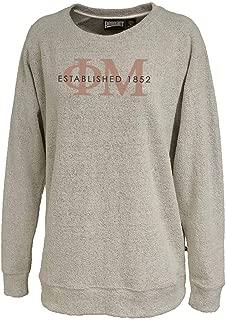 Phi Mu Poodle Fleece Sweatshirt