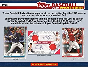 2019 topps baseball checklist