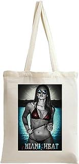Miami Heat Sexy Babe Tote Bag