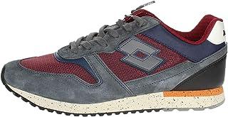 Lotto Leggenda T7397 Sneakers Uomo Rosso