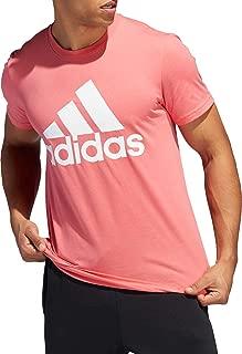 Men's Badge of Sport Poly Cotton Tee