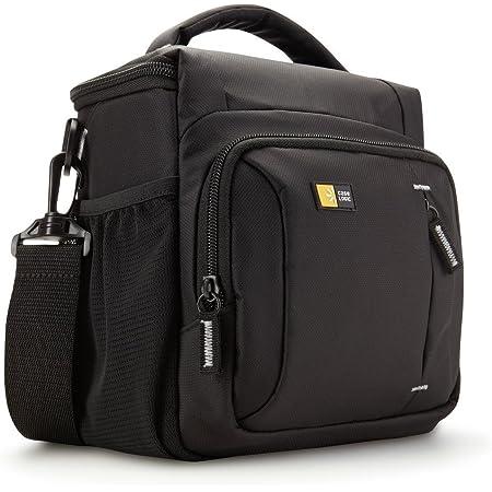 Case Logic TBC409K Housse en nylon pour Appareil Réflex avec ses Objectifs Noir
