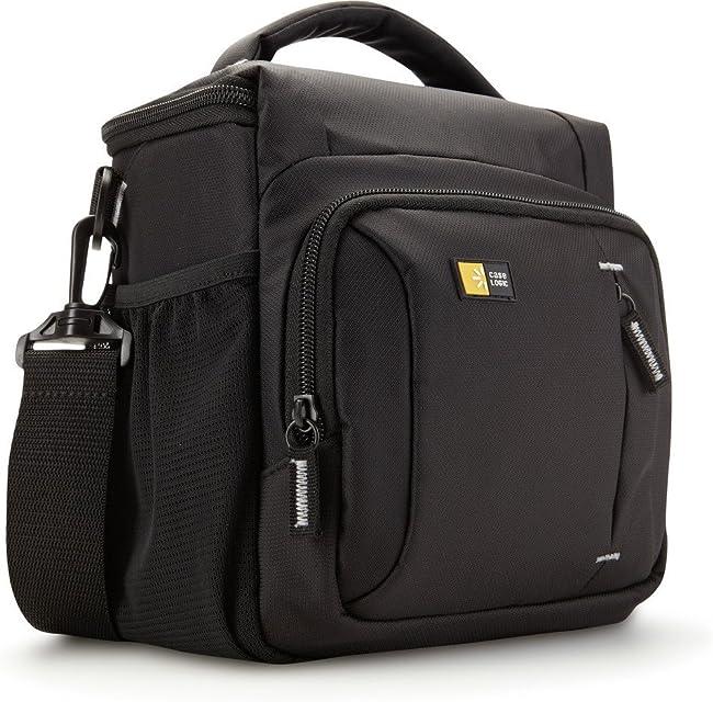 Case Logic TBC409K - Bolsa para Cámara de Fotos y Vídeo Negro 20.3 x 14 x 24.9 cm