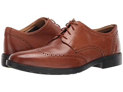 Bostonian Birkett Wing (Tan Leather) Men
