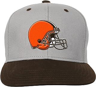 buy online 4efa1 95154 Outerstuff NFL Teen-Boys NFL Kids   Youth Boys Team Flatbrim Snapback Hat