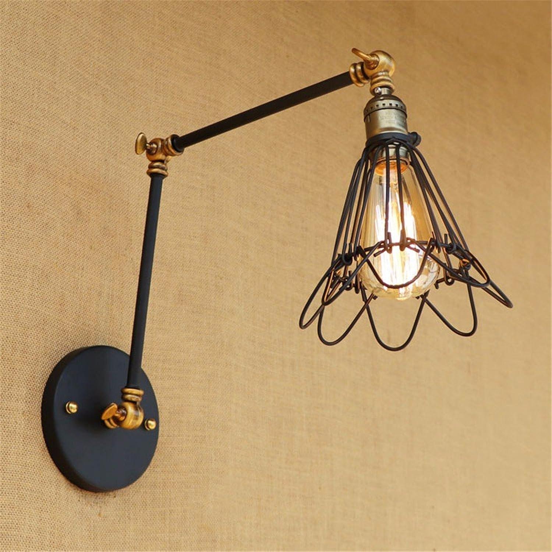 JJZHG Wandleuchte Wandlampe Wasserdicht Wandbeleuchtung Wandleuchten Creative Verstellbarer Gang Korridor Restaurant & Guesthouse beinhaltet  Wandlampe,stoere wandlampen,wandlampen Design