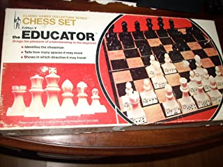 Best classic games collector's series chess set Reviews