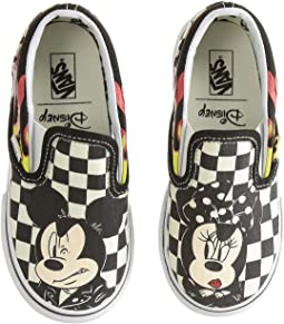 296c2a2437 Mickey s 90th Classic Slip-On (Infant Toddler). Like 85. Vans Kids